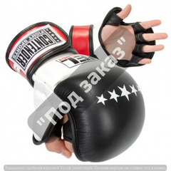 Перчатки CONTENDER FIGHT SPORTS JEL MMA ULIMATE TRAINING GLOVES