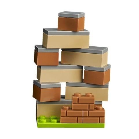 LEGO Juniors: Стройплощадка 10734 — Demolition Site