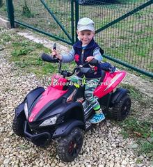 Квадроцикл P333PP Электромобиль детский avtoforbaby-spb