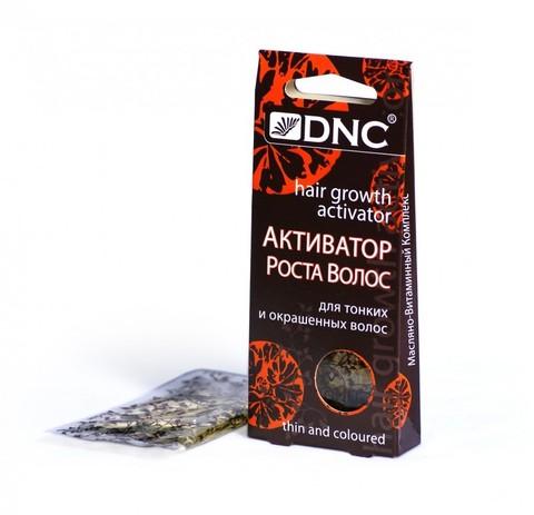 DNC Активатор роста для тонких и окрашеных волос 3х15мл