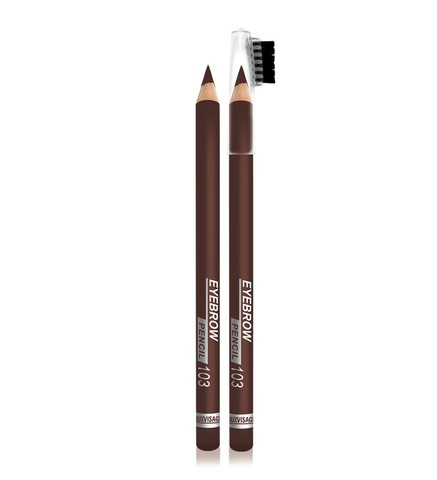 LuxVisage Eyebrow pencil Карандаш для бровей тон 103 каштан