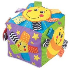 Playgro игровой куб «Веселые петельки» (0180168)