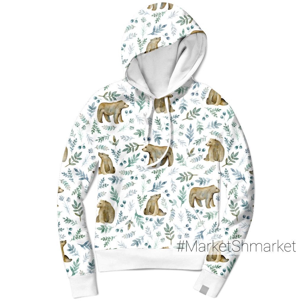 Медведи на белом