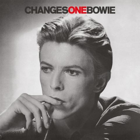 David Bowie / ChangesOneBowie (CD)