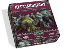 Massive Darkness: Enemy Box – Reptisaurians