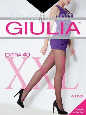 Колготки Giulia Extra 40 XL