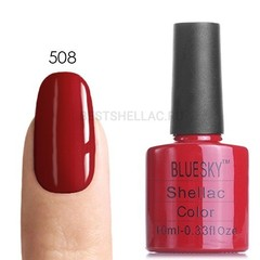 Bluesky shellac 80508, 10 мл