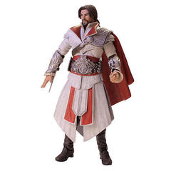 Assassin's Creed Brotherhood — Unhooded Ezio Figure