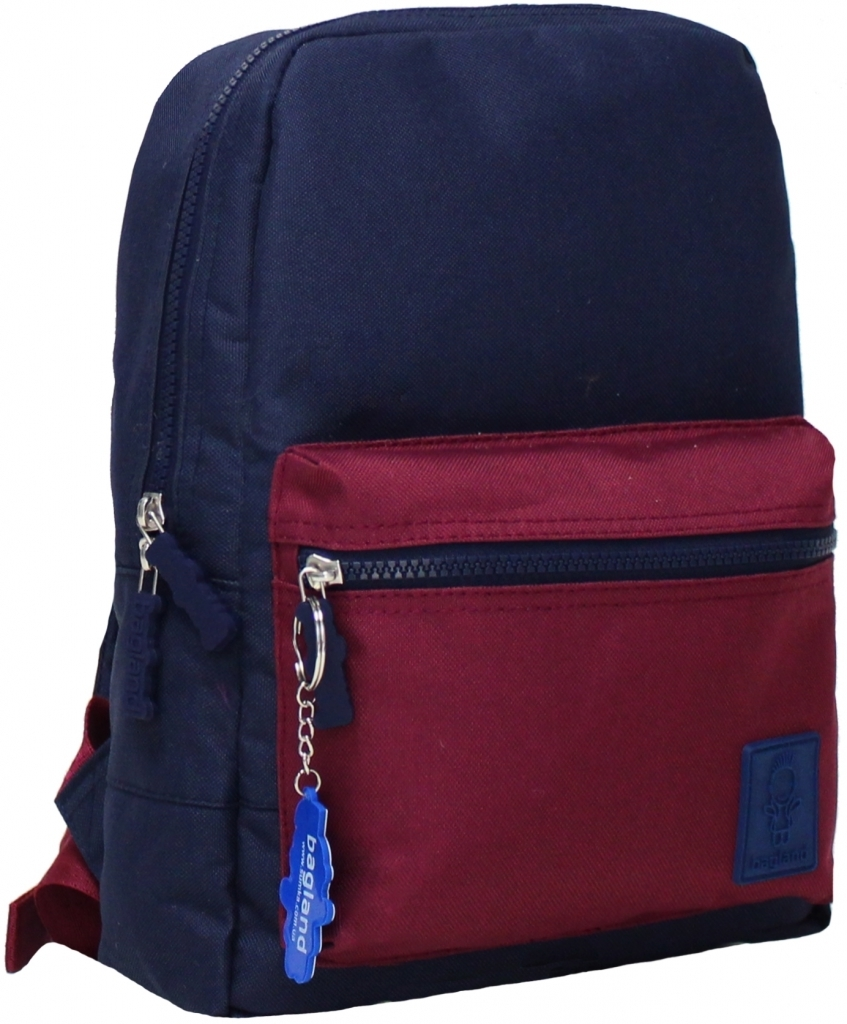 Детские рюкзаки Рюкзак Bagland Молодежный mini 8 л. 330 чорнильний/вишня (0050866) de6a129877016c0a10440f46f5d80777.JPG