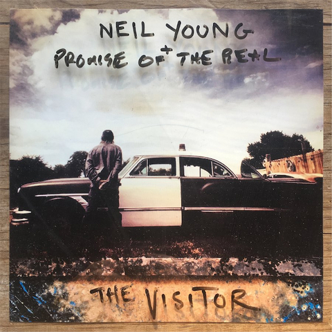 Neil Young + Promise Of The Real / The Visitor (2LP)