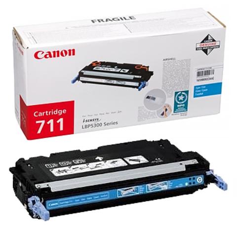 Картридж Canon Cartridge 711C / 1659B002