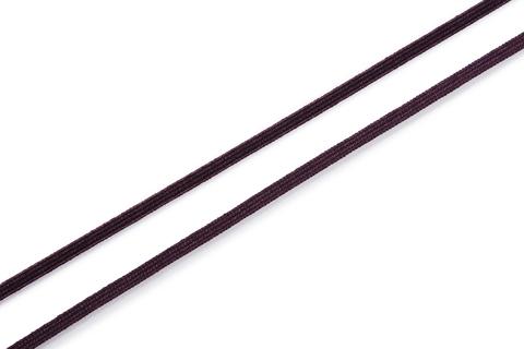 Резинка отделочная сливовая 4 мм