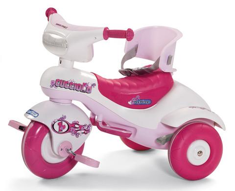 Детский велосипед Peg Perego Cucciolo Pink IGPD0622