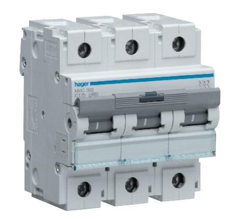 Автоматический выключатель 3P 10kA C-125A 4,5M