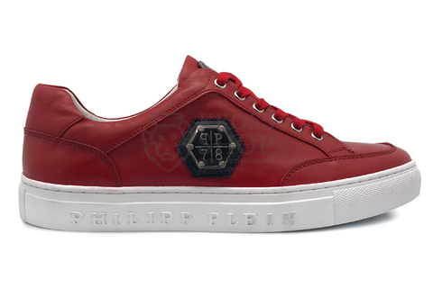 Philipp Plein Men's Only In Your Mind Red