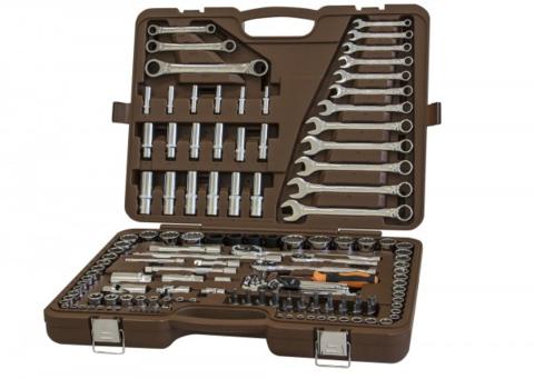 Специальный набор инструмента, 150 предметов, код товара: 55544, OMBRA