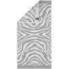 Полотенце 80х150 Cawo Zebra 562 серое