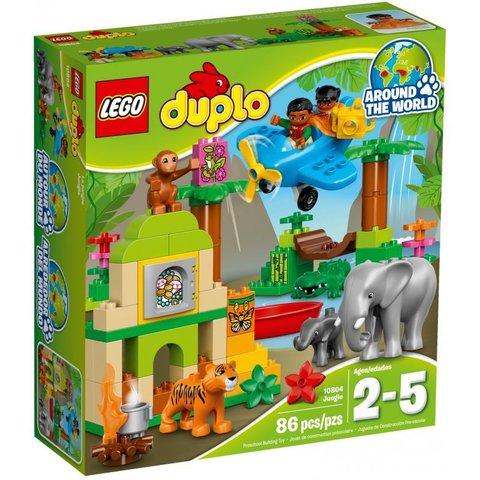 LEGO Duplo: Вокруг света: Азия 10804 — Jungle — Лего Дупло
