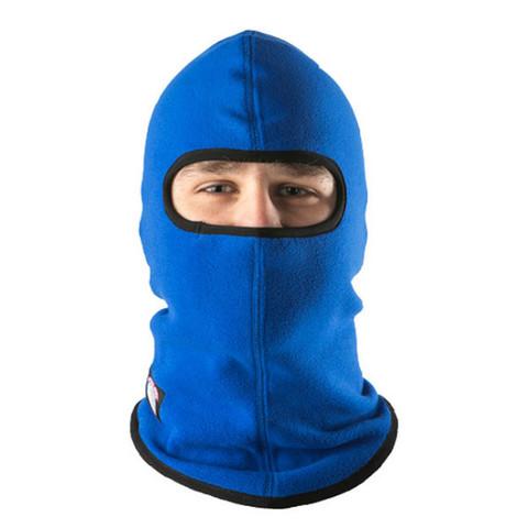 Флисовый подшлемник Hyperlook Winter Action Blue
