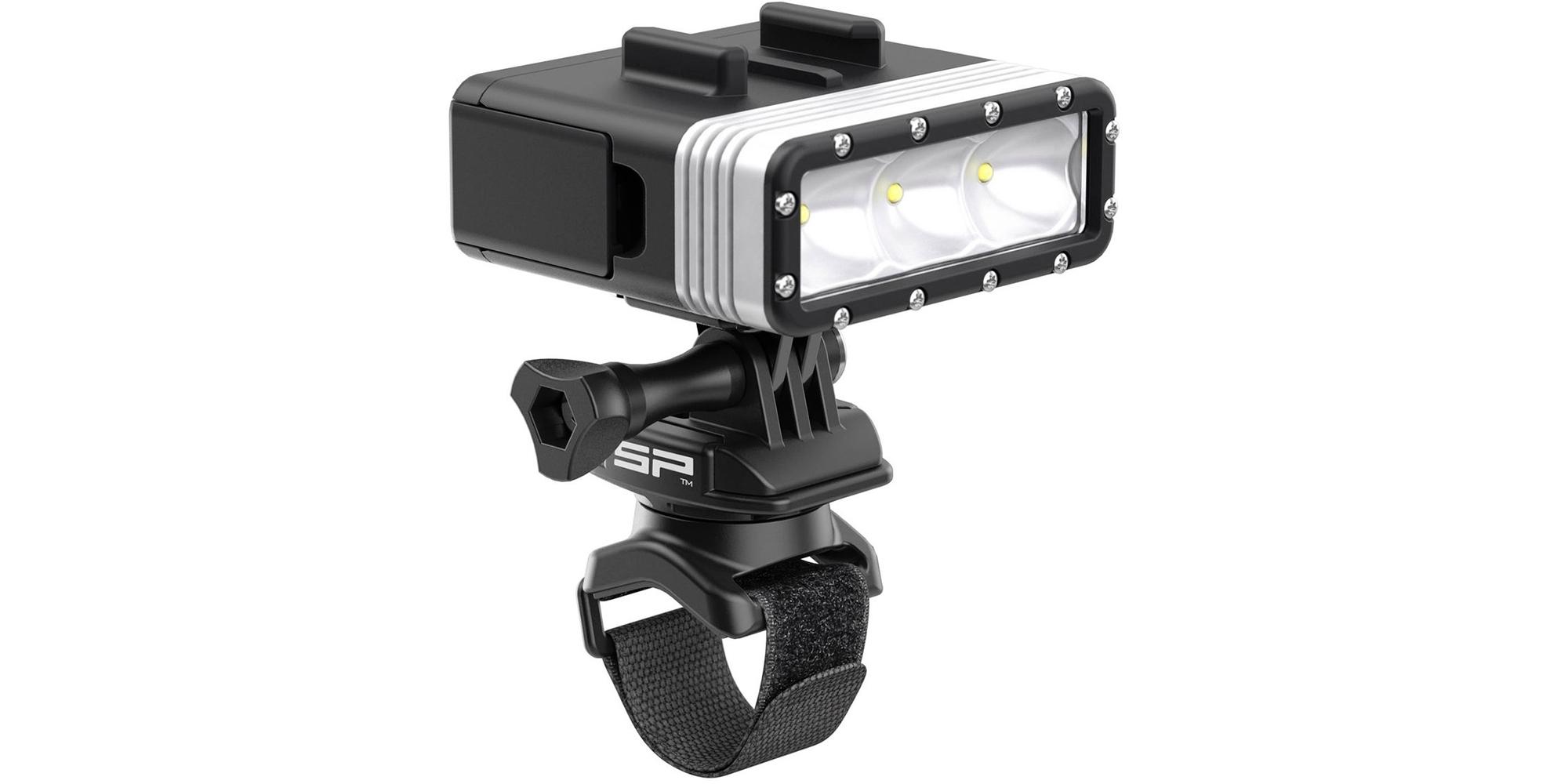 Крепление-липучка SP Velcro Mount с фонарем