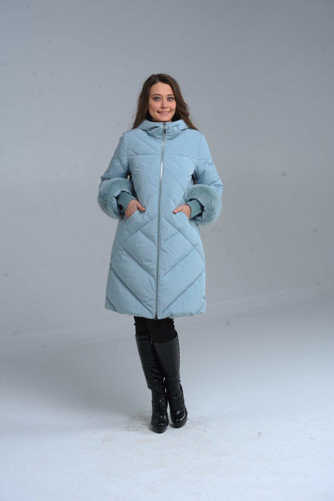 Куртка для беременных 09824 мята