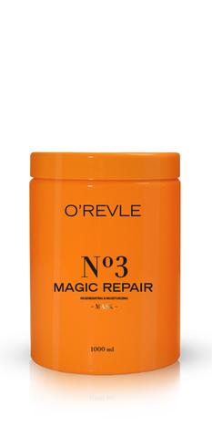 Маска для сильно поврежденных волос Magic Repair №3 O'REVLE