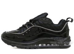 Кроссовки Мужские Nike Air Max 98 X Supreme Black