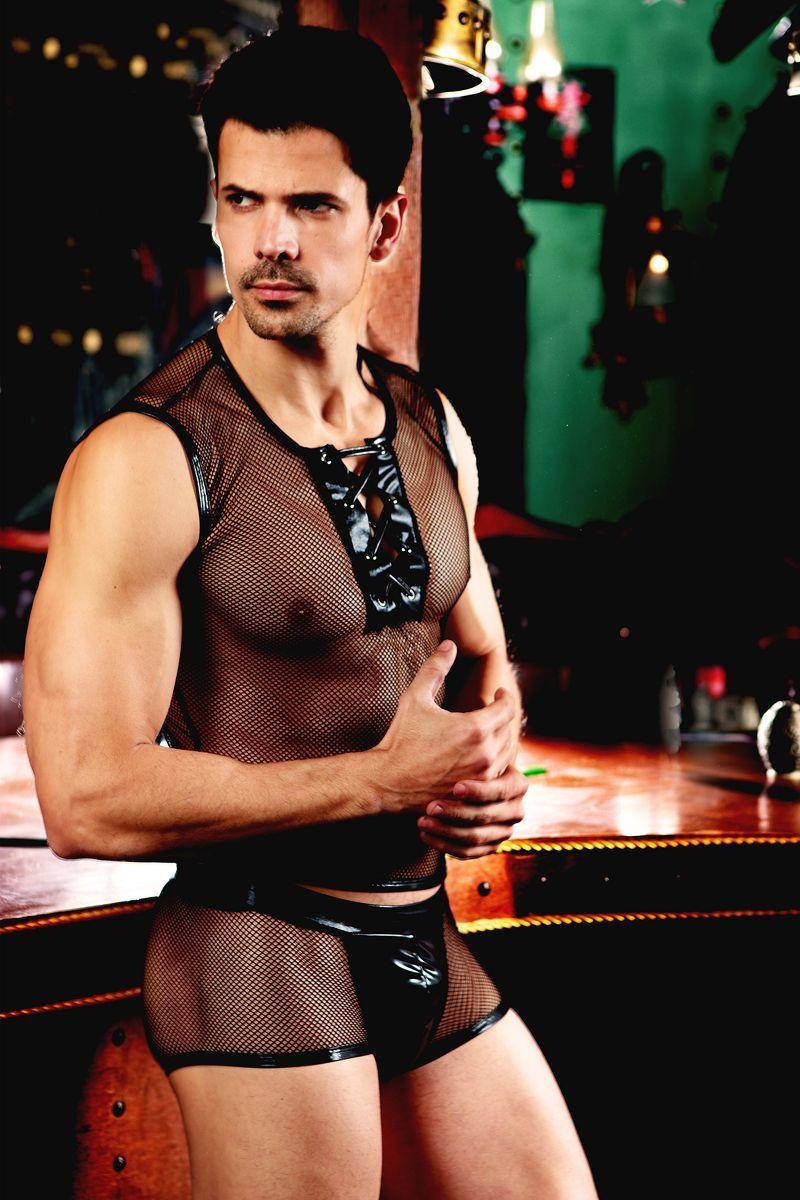 Мужское белье: Костюм стриптизера Candy Boy Maxx