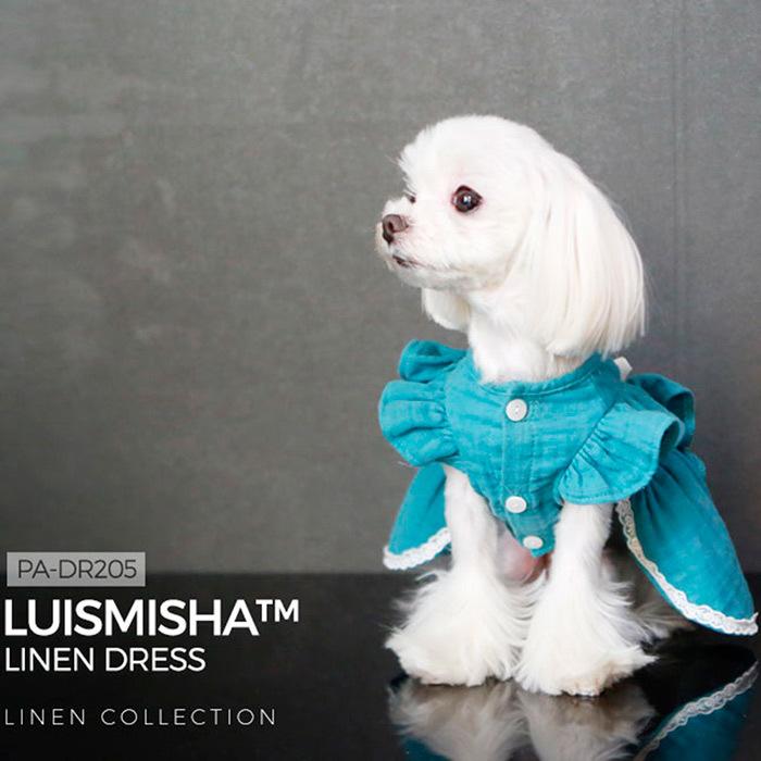 205 PA Платье для собак LUISMISHA