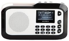 Радио SUPRA PAS-3909 silver
