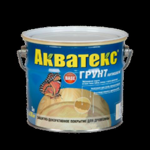 АКВАТЕКС ГРУНТ-АНТИСЕПТИК