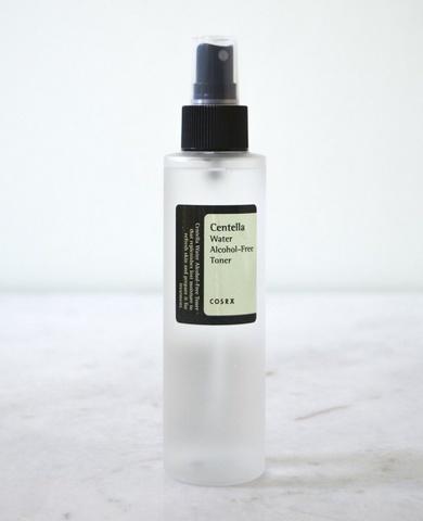 Безспиртовой успокаивающий тонер с эктрактом центеллы азиатской, 150 мл