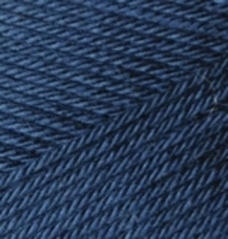 Пряжа Alize Diva Stretch темно-синий 361