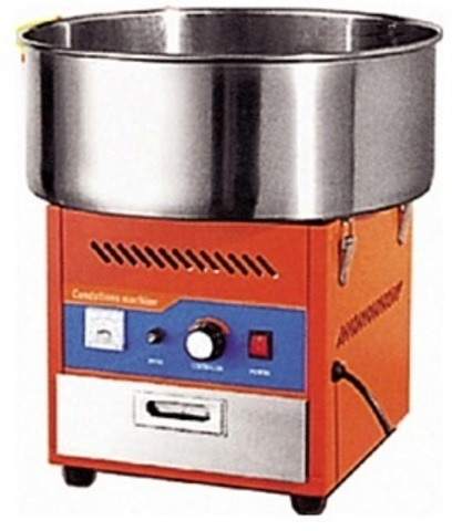 фото 1 Аппарат для производства сахарной ваты Eksi HEC-01 на profcook.ru