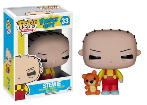 Фигурка Funko Pop! TV: Family Guy - Stewie