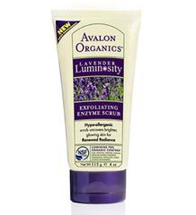 Энзимный скраб-эксфолиант с лавандой, Avalon Organics