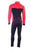 Детский утепленный лыжный костюм Nordski Premium (NSJ310900) красный фото спина