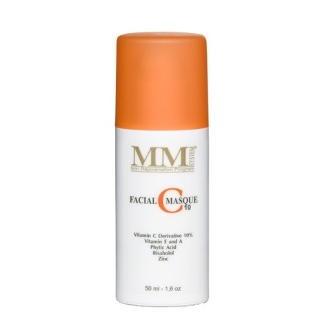 Mene&Moy System Маска антиоксидантная для лица с витамином С 10% Antiox Facial Masque Vitamin C 50мл