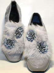 Туфли кроссовки женские Richess R-230