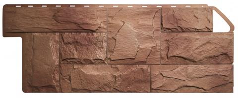Фасадная панель Альта Профиль Гранит Пиренейский 1130х470 мм