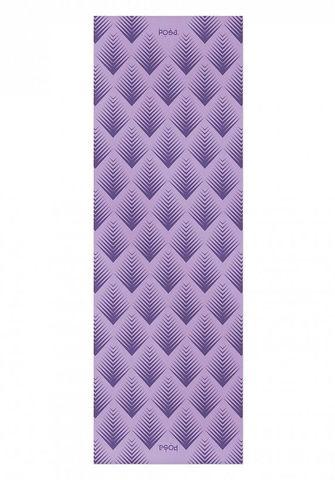 Каучуковый йога коврик Taiga 183*61*0,35 см