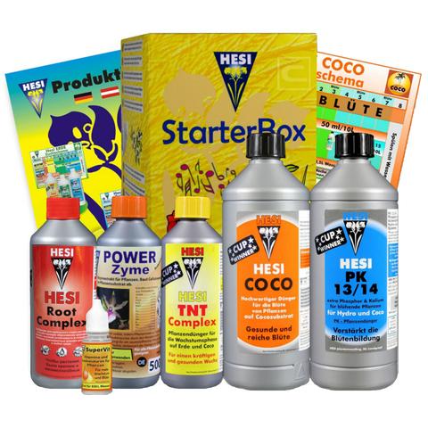 Hesi набор для выращивания на кокогрунте Starterbox Coco