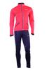 Детский утепленный лыжный костюм Nordski Premium (NSJ310900) красный