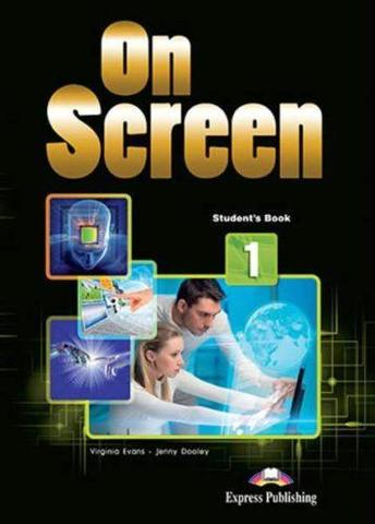 On Screen 1. Student's Book (International). Учебник