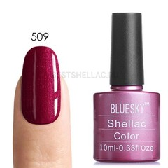 Bluesky shellac 80509, 10 мл