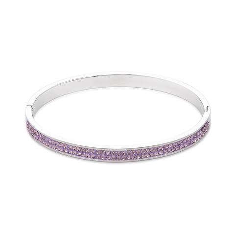 Браслет Coeur de Lion 0114/33-0826 цвет фиолетовый