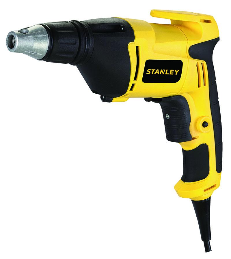 Сетевой шуруповерт для гипсокартона 520Вт Stanley STDR5206-RU