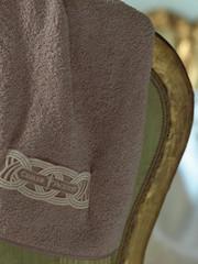 Набор полотенец 2 шт Cesare Paciotti Majestic слоновой кости