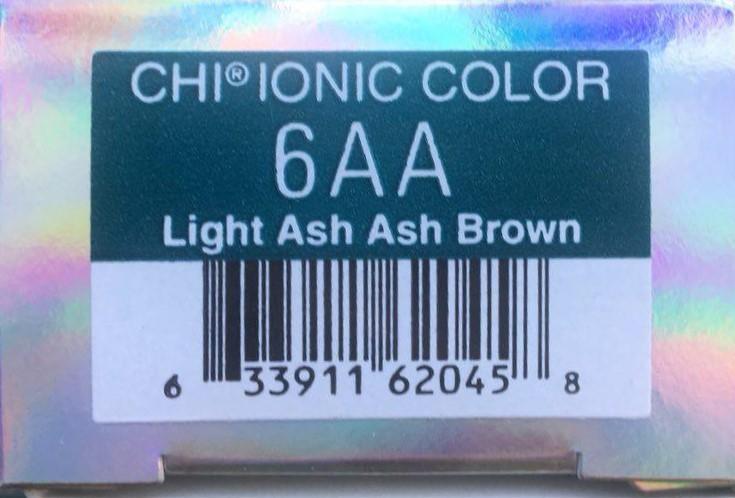 Крем-краска CHI Ионик 6  AA 85 гр