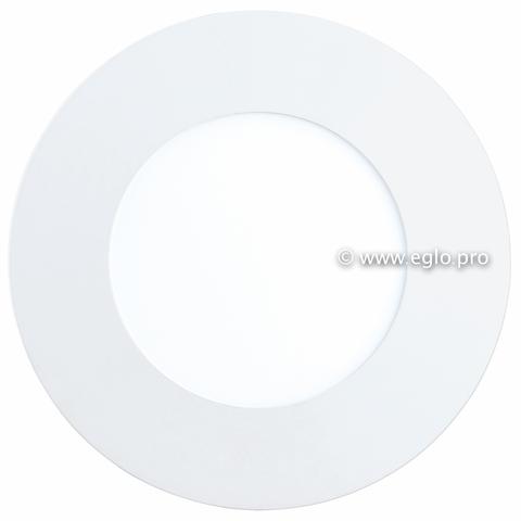 Светильник встраиваемый влагозащищенный Eglo FUEVA 1 96248